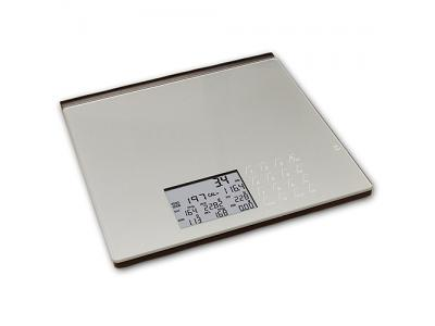 Salter 1406 Glass Top Nutritional Scale - 1406SVEF