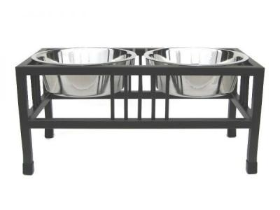 Pet Stops Baron Double Diner Large - RDB13L